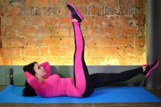 Упражнения для мышц для всего тела