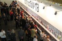 Собрание сочинений Алексея Саморядова и  Петра Луцыка бьет рекорды популярности на ярмарке книг в Москве