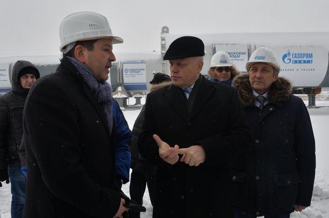 Первый этап модернизации завода завершился в 2015 году.