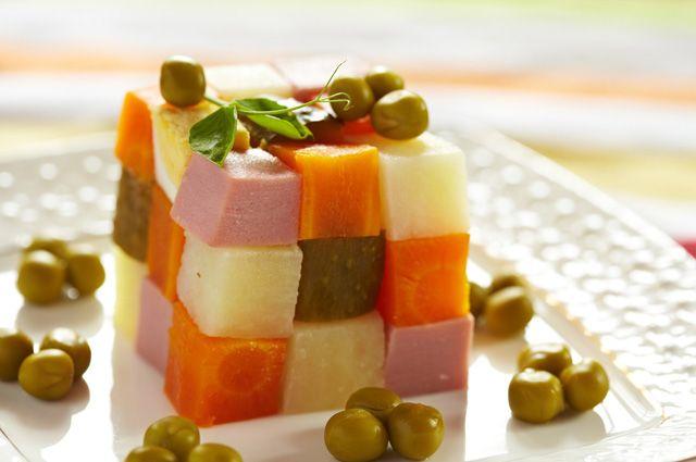 Меняя игредиенты в классической рецептуре, можно получить совершенно новые блюда!