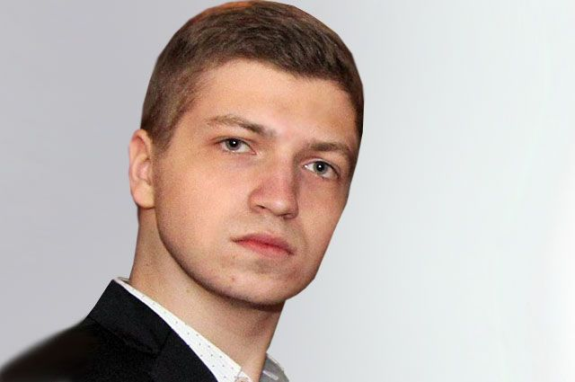 Сергей Петухов.