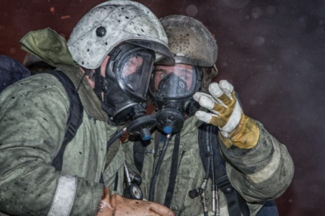 ВГагарине курильщица едва непогибла вгорящей квартире
