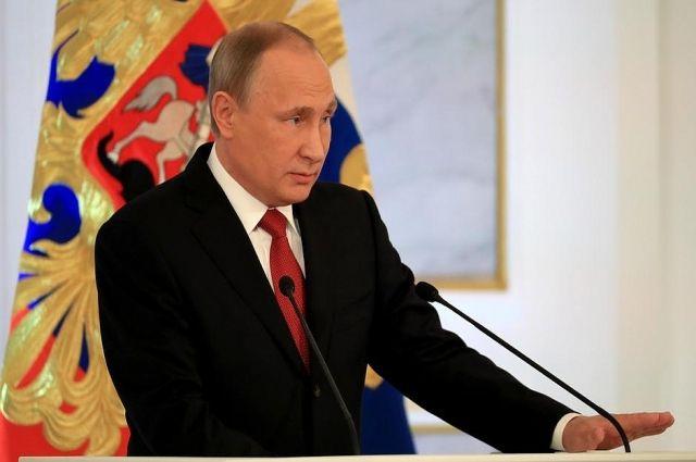 В.Путин назвал Крымский мост «объектом общенационального значения»