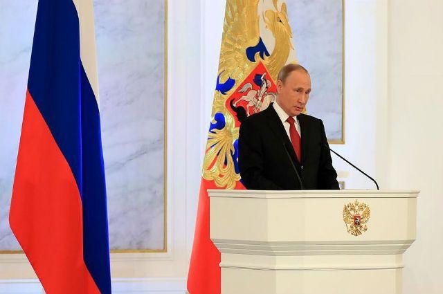 Путин: Развитию экономики РФ мешают еевнутренние проблемы