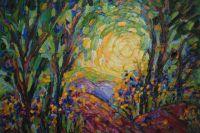 Шорцы верили, что восходы и закаты создал Ульгень.