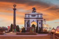 Мемориальный комплекс «Курская дуга».