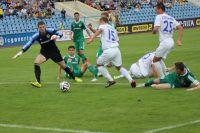 Матч украинской Премьер-лиги