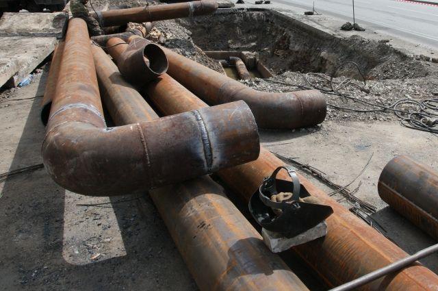 ВКерчи без тепла осталось 140 домов