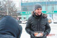 Андрей создал в соцсети группу «Будь человеком» - для тех, кто хочет помочь.