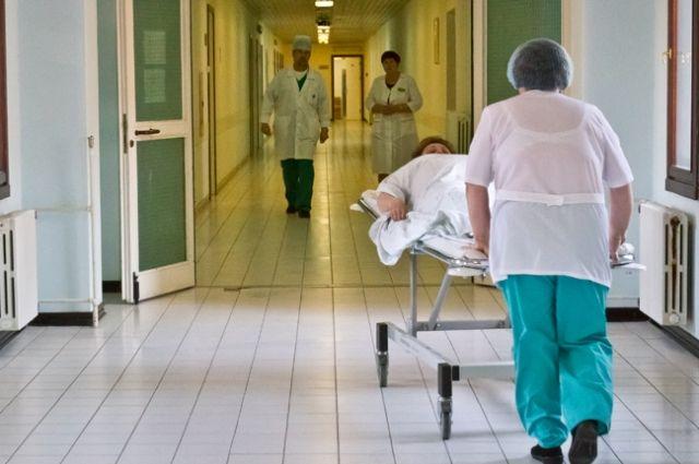 ВДнепре человек скончался под зданием клиники