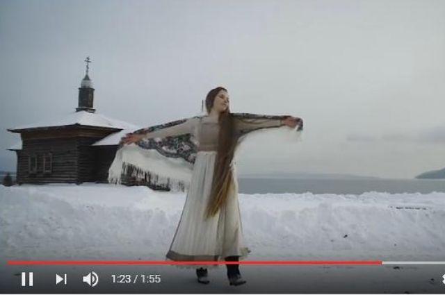 Анжелика Баранова.