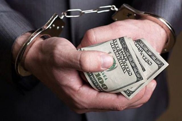 Киевский судья схвачен навзятке $5 тыс.