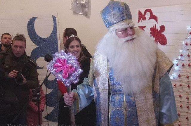 Вожидании чуда: вКиев открыли резиденцию Святого Николая
