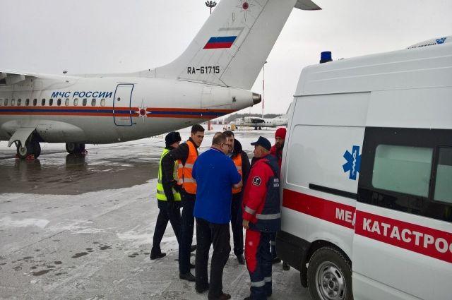 Натрассе Екатеринбург— Тюмень случилось ДТП, вкотором погибли два человека