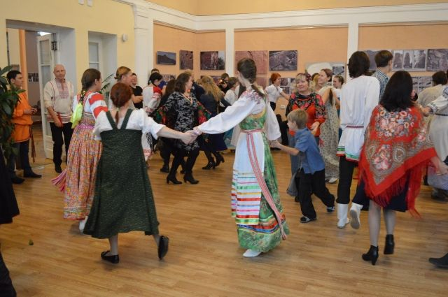 Центр русской народной культуры открыли в крае.