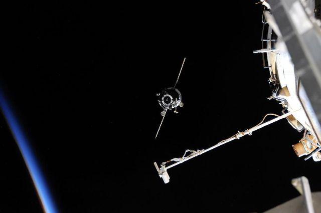 Названа приоритетная версия крушения космического корабля «Прогресс»
