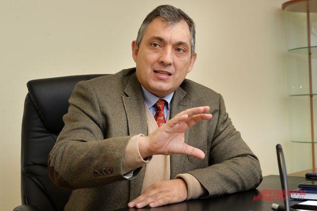 Михаил Орлов.