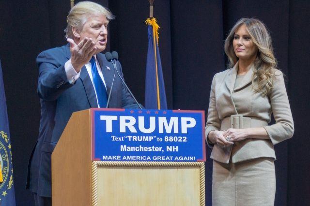 Телеведущая извинилась перед Меланией Трамп занепристойные слова осыне