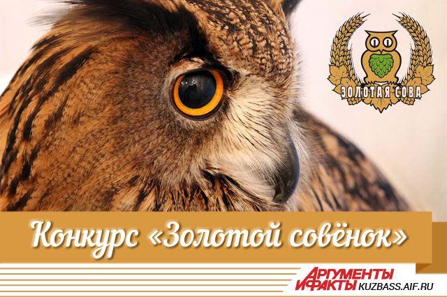 Стартует конкурс «Золотой совенок».