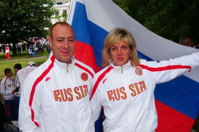 Супруги-легкоатлеты Гудковы: «Всё хорошее у нас ещё впереди».