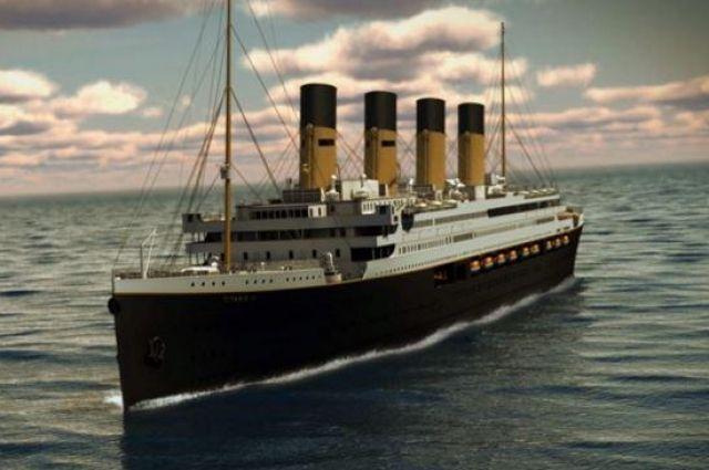 «Титаник»