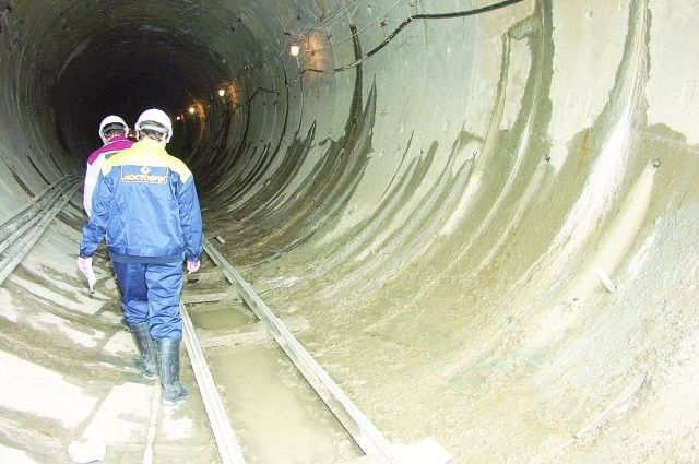 «Мостовик» и омское метро - в прошлом.