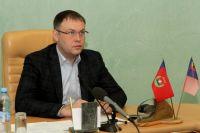 Илья Середюк провел совещание по вопросам вывоза снега.