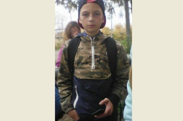 12-летний Дима Лукачев пропал вНижнем Новгороде