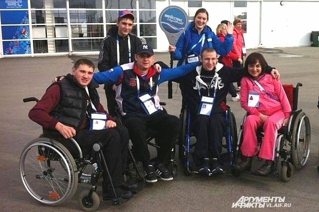 ВДагестане заработает Центр паралимпийского спорта