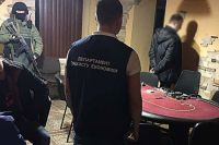 Правоохранители разоблачили казино