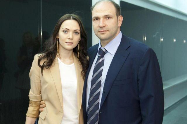 Лев Парцхаладзе и Леся Матвеева-Парцхаладзе