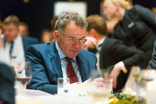 Глава администрации свердловского губернатора Владимир Тунгусов