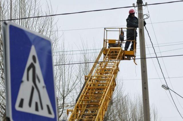 НаЛьвовщине 41 населенный пункт остался без света из-за непогоды