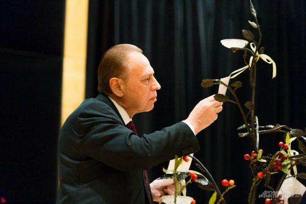 Михаил Ходоровский, генеральный директор Группы Синара