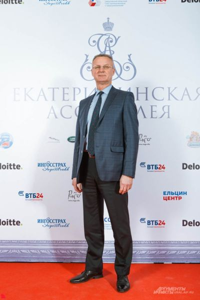 Вице-спикер Заксобрания Свердловской области Владимир Власов