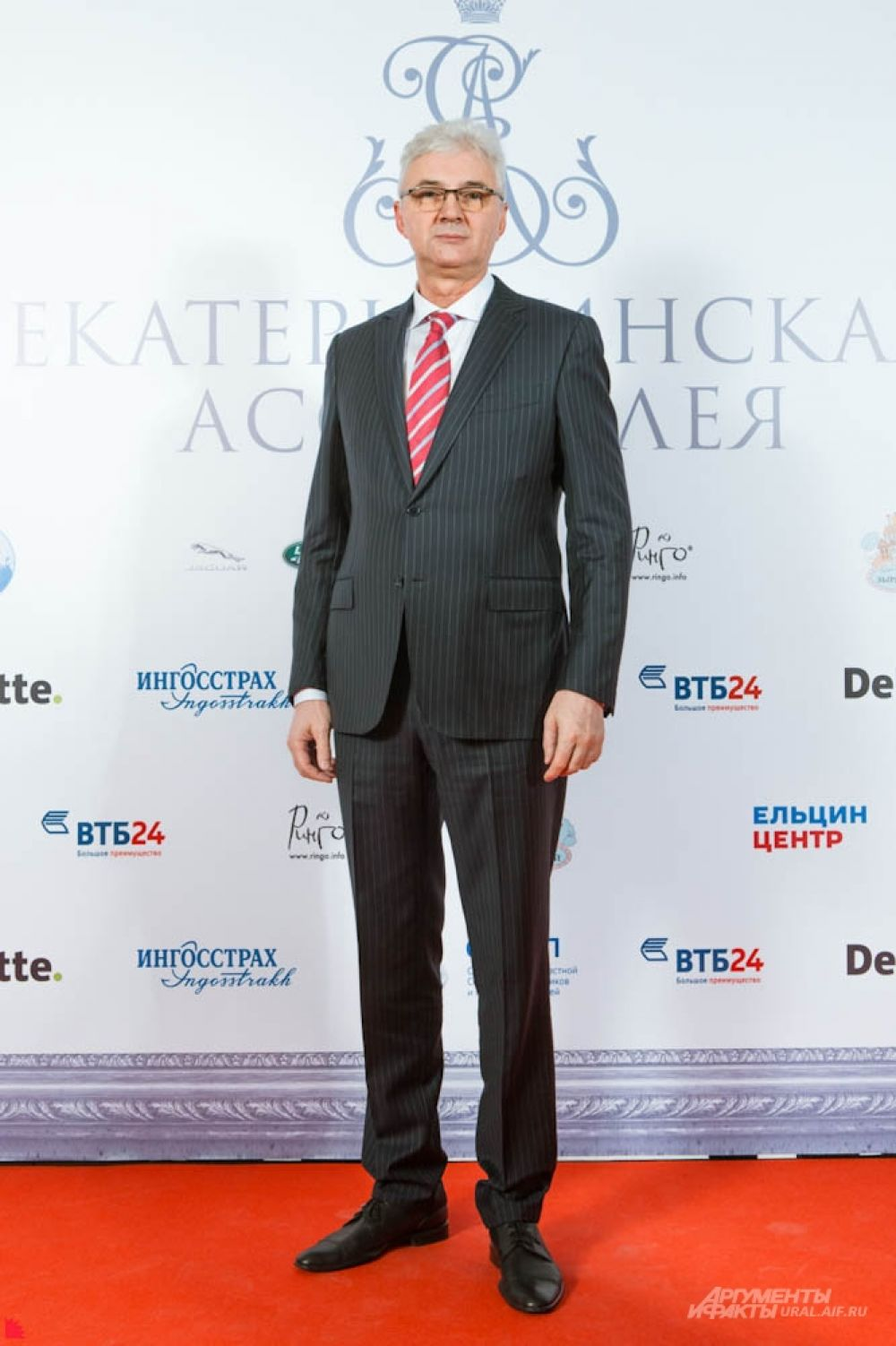 Сити-менеджер Екатеринбурга Александр Якоб
