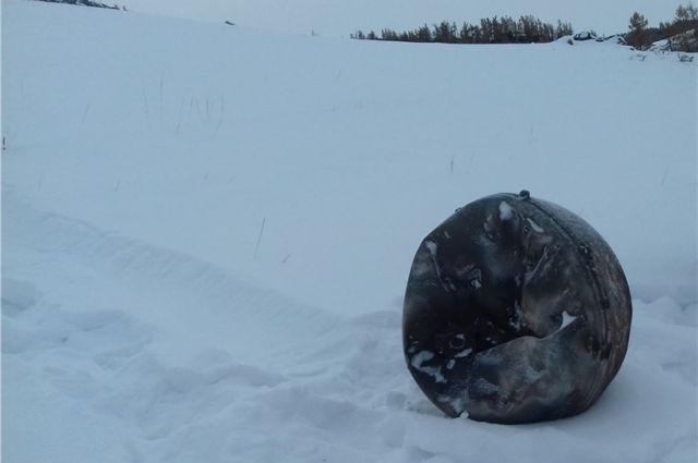 Жители Тувы высказывают обеспокоенность в связи с падением ракеты на территории республики.