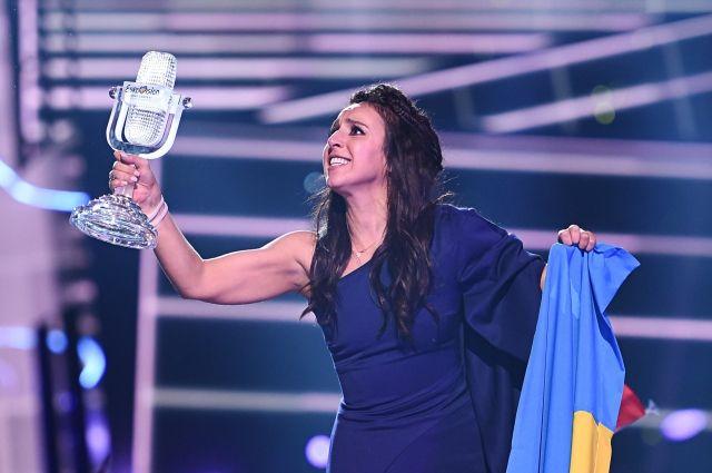 «Евровидение-2017» хотят перенести из столицы Украины в Российскую Федерацию,