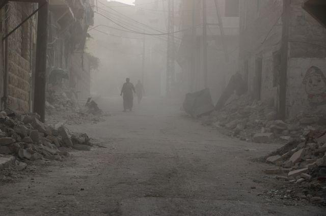 ВАлеппо умер ливанский фотокорреспондент