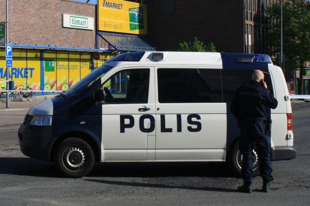 Вприграничном сРФ городе Финляндии стреляли: есть жертвы