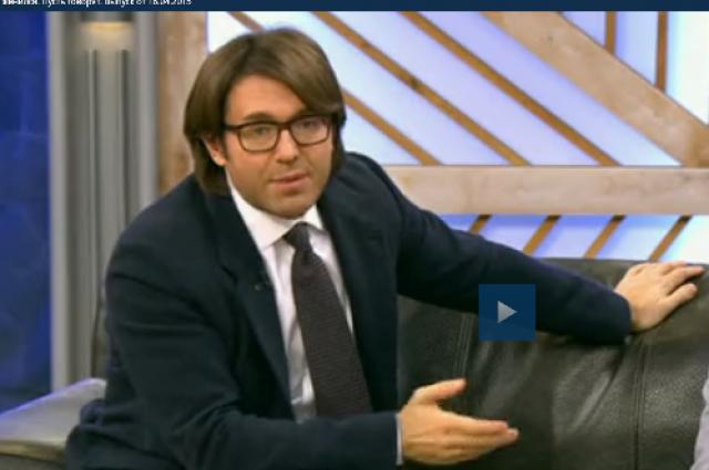Известный телеведущий обсудил в своей программе проблему бесплодия.