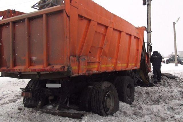 В кошмарной трагедии натрассе Архангельск-Северодвинск погибла женщина