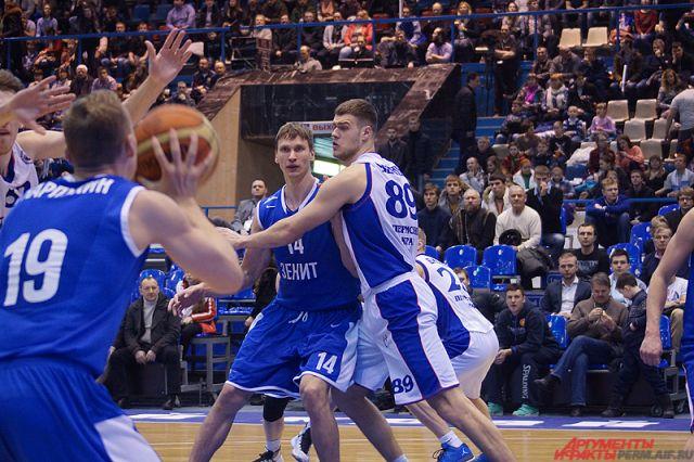 БК «Парма» проиграл восьмую встречу подряд вЕдиной лиге ВТБ