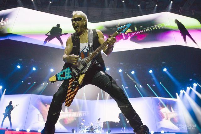 Группа Scorpions оценила кота волгоградской художницы