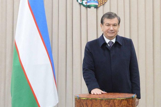 Опобеде Мирзиёева вУзбекистана утверждают вего штабе
