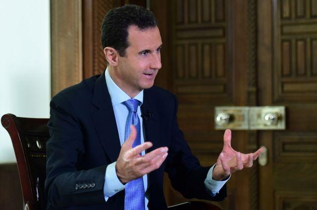 Асад увеличил госбюджет на 2017-й год