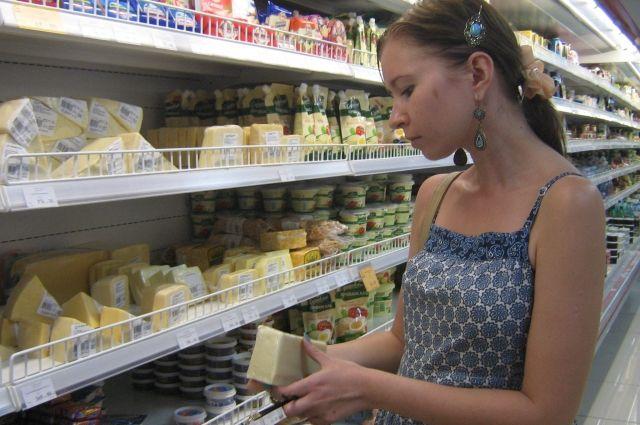 На потребительской упаковке не было никакой информации о калорийности продукта.