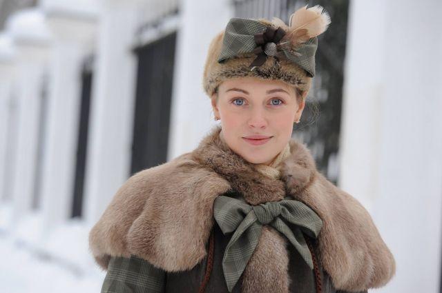 Главную женскую роль сыграла Александра Никифорова.