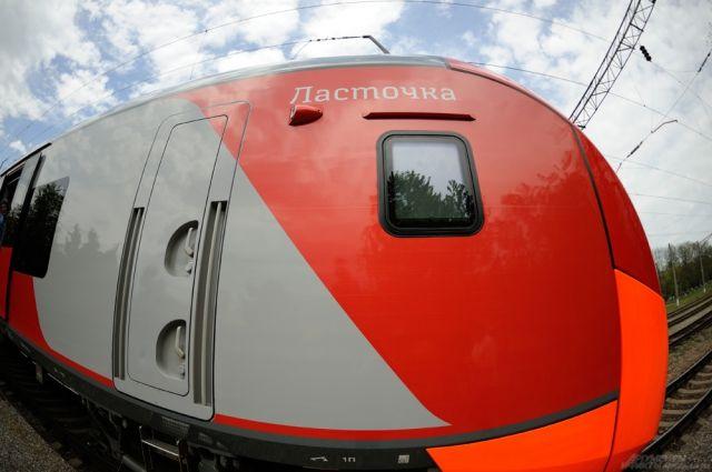 Электропоезд «Ласточка» будет совершать маршрут Барнаул-Новосибирск