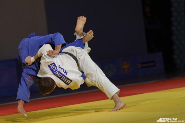 Тагильчане выступили вОмске надзюдо-турнире